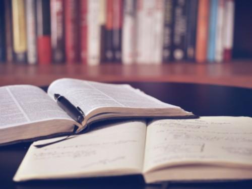 書籍とノート
